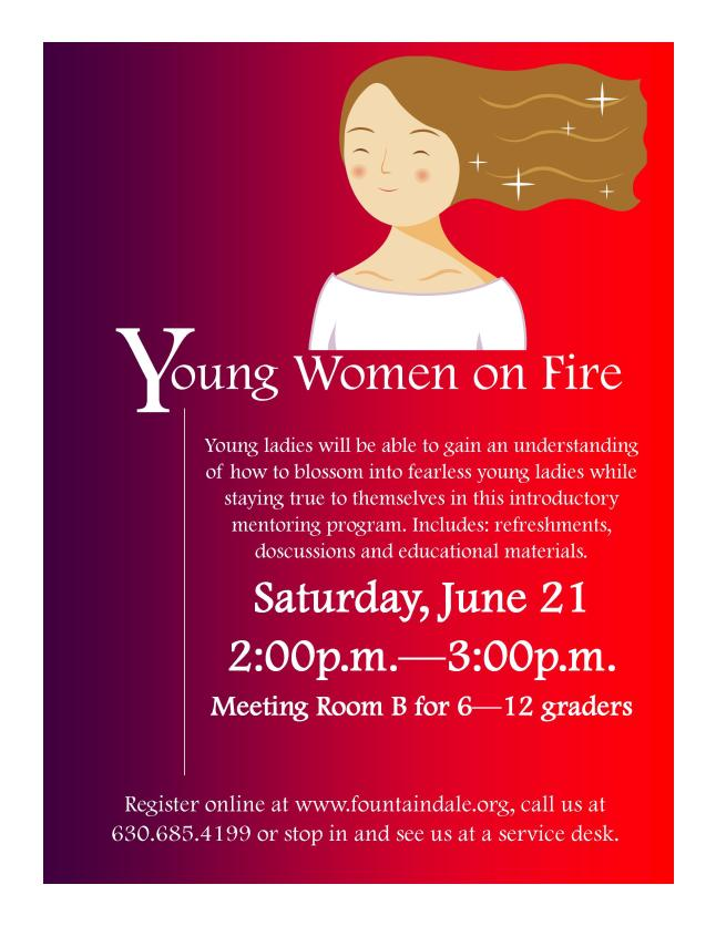 Women on Fire June2014