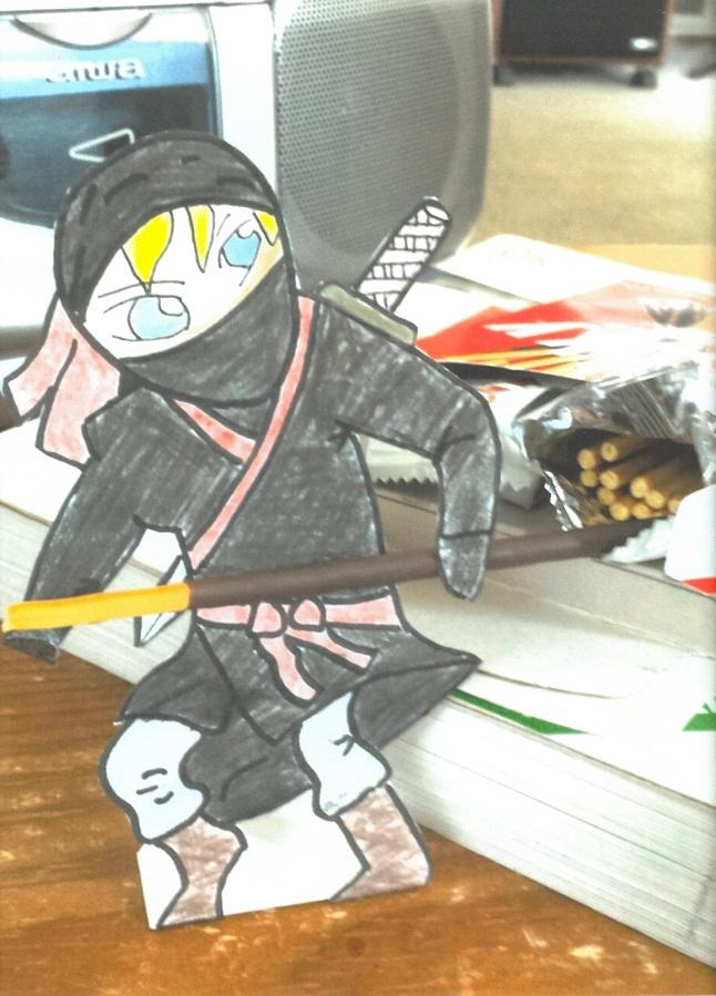 ninja anime