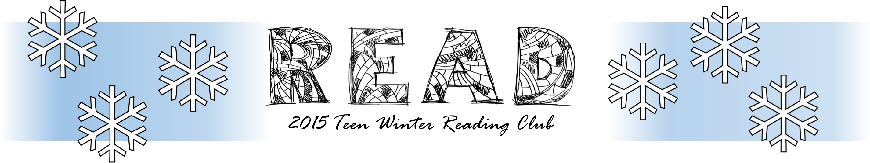 teen winter reading club now through march 26 2015