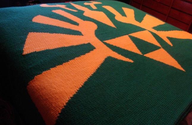 Zelda Blanket
