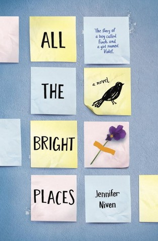 book all the bright places