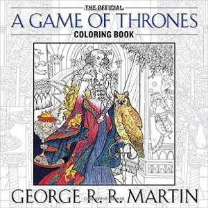 coloring game of thrones