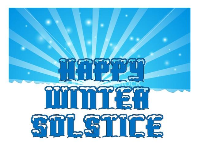 Happy Winter Solstice