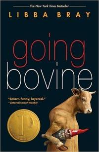 book going bovine