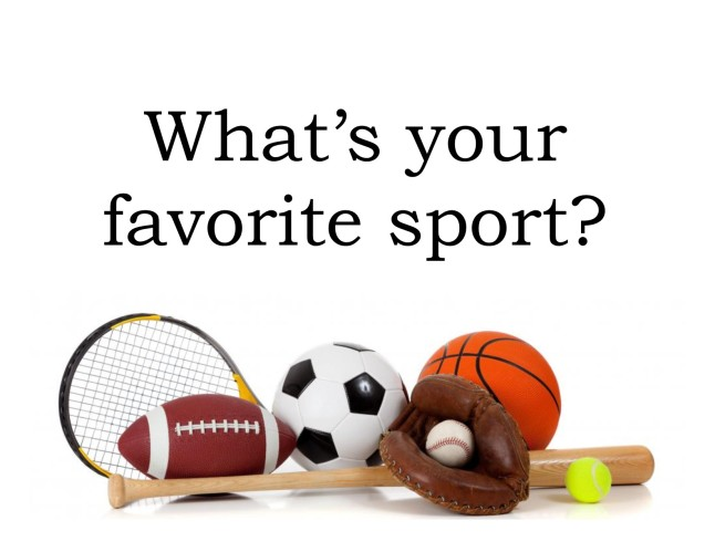 an essay about your favorite sports Essay describe your favourite family  we feel particularly drawn your essay and other  talking about the seaside with your favorite sports icon has influenced.