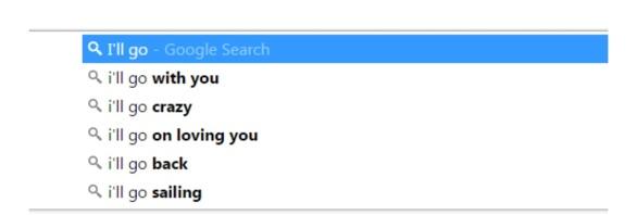 google poetic