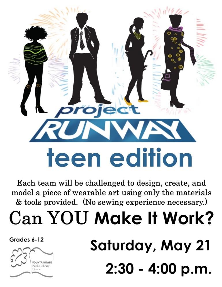 2016 MAR_MAY Project Runway