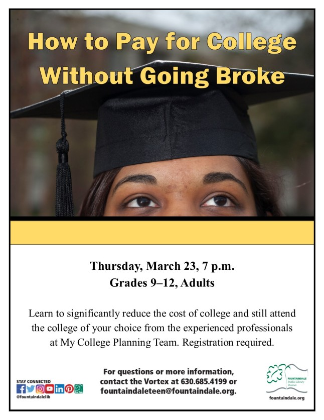 2017 MAR_MAY How to Pay for College Without Going Broke