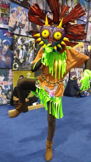 Skull Kid: Majora's Mask