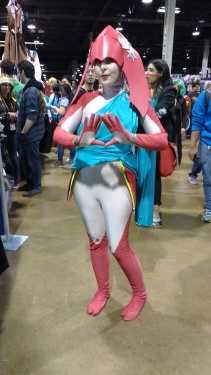 Mipha: Breath of the Wild
