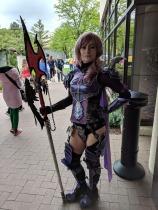 Lightning from Final Fantasy XIII: Lightning Returns