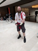Kratos: Dad of War