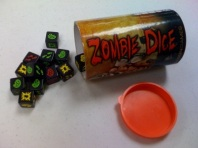Image result for zombie dice