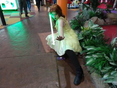 Jedi Warrior Belle