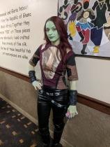 Gamora - Guardians of the Galaxy
