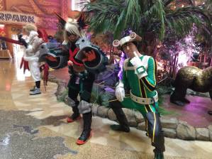 Bakugo & Tsu - My Hero Academia