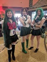 Sailor Scouts - Sailor Moon
